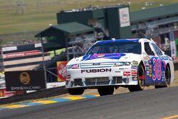 David Gillilet, Front Row Motorsports avec Yates Racing Ford