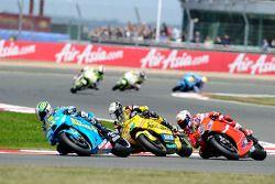Loris Capirossi, Rizla Suzuki MotoGP, Hector Barbera, Paginas Amarillas Aspar, Casey Stoner, Ducati Marlboro Team