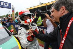 Winner Jordi Gene, SR - Sport, Seat Leon 2.0 TDI