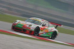 #360 Ishimatsu Kosei Runnup Porsche: Atsushi Tanaka, Masahiro Matsunaga