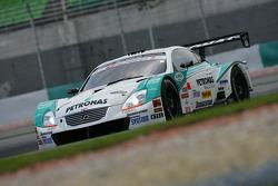 #1 Petronas Tom's SC430: Juichi Wakisaka, Andre Lotterer