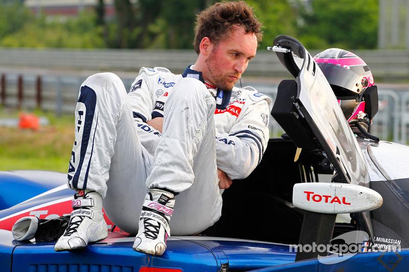 Франк Монтани (7 гонок Ф1, 134 тестовых дня)