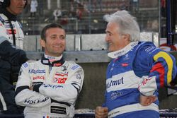 Nicolas Minassian et Hugues de Chaunac