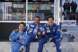 Jean De Pourtales, Hideki Noda en Jonathan Kennard