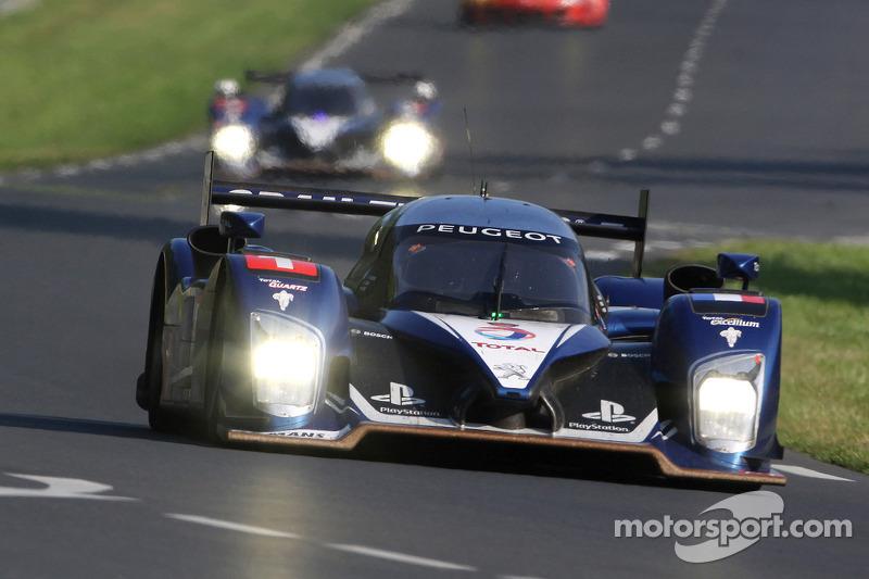 2010 - Team Peugeot Total #1