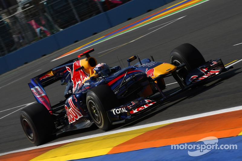 2010 - Valencia: Sebastian Vettel, Red Bull-Renault RB6