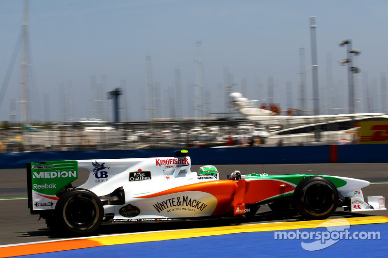 Force India VJM03 (2010)