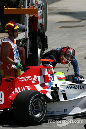 Oliver Turvey and Max Chilton