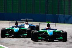 Ivan Lukashevich rijdt voor Daniel Morad