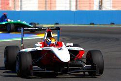 Esteban Gutierrez rijdt voor Robert Wickens