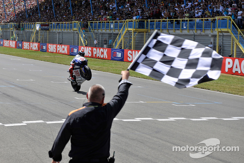 9º- GP de Holanda 2010, Yamaha