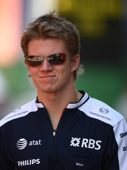 Nico Hulkenberg, Equipo Williams F1