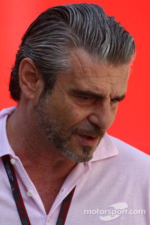 Maurizio Arrivabene Marlboro Europe Brand Manager