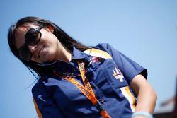 Sabina Rosa, Trident Racing