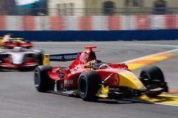 Dani Clos leads Pastor Maldonado