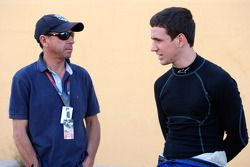 Jo Ramirez talks to Lucas Foresti