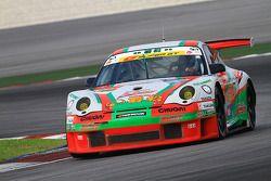 #360 Ishimatsu Kosei Runnup Porsche: Atsushi Tanaka, Masahiro Matsunaga of Tomei Sports