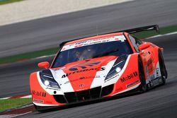 #8 ARTA HSV-010: Ralph Firman, Yuji Ide of AUTOBACS Racing Team Aguri