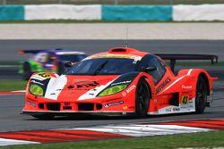 #43 ARTA Garaiya: Morio Nitta, Shinichi Takagi of Autobacs Racing Team Aguri