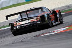 #39 Denso Dunlop Sard SC430: Andre Couto, Kohei Hirate of Lexus Team Sard