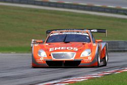 #6 Eneos SC430: Daisuke Ito, Bjorn Wirdheim of Lexus Team Le Mans Eneos