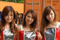 Japan GT Queens girls