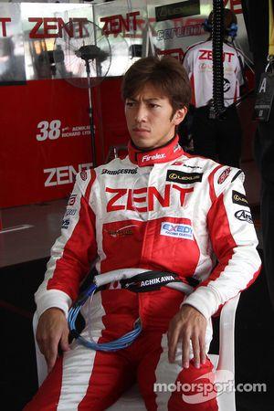 Yuji Tachikawa, Lexus Team Zent Cerumo