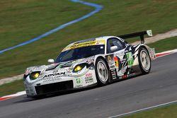 #7 M7 Mutiara Motors Amemiya SGC 7: Nobuteru Taniguchi, Ryo Orime of M7 Re-Amemiya Racing
