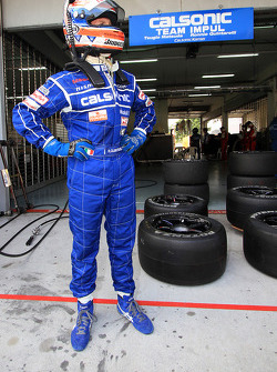 Ronnie Quintarelli du Team Impul