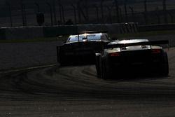 #87 JLOC Lamborghini RG-3: Hiroyuki Iiri, Yuya Sakamoto of JLOC