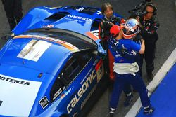 #12 Calsonic Impul GT-R: Tsugio Matsuda, Ronnie Quintarelli of Team Impul