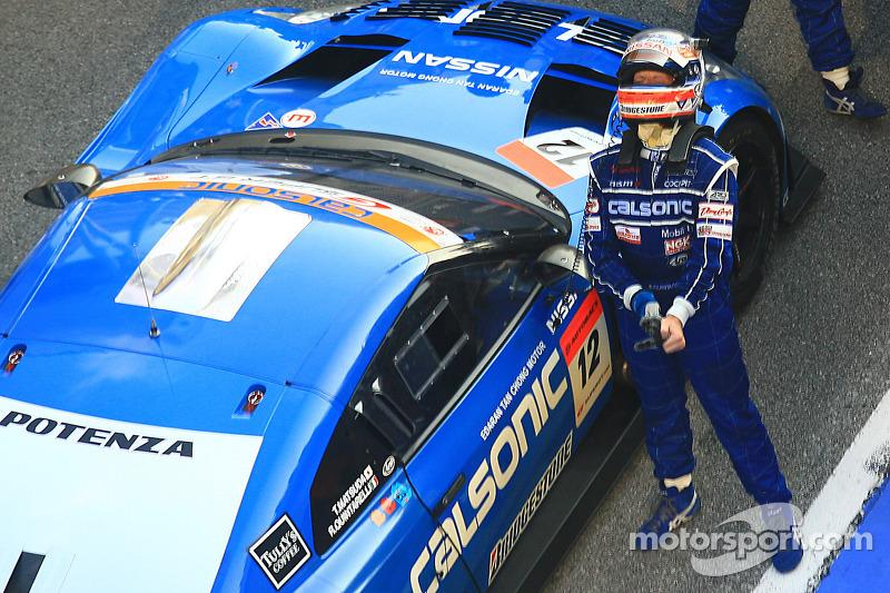 #12 Calsonic Impul GT-R: Ronnie Quintarelli du Team Impul