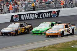 David Ragan, Roush Fenway Racing Ford, Kyle Busch, Joe Gibbs Racing Toyota, A.J. Allmendinger, Richa