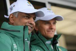 Tony Fernandes, Heikki Kovalainen