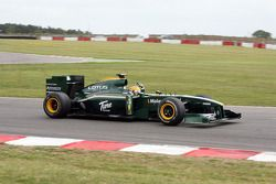 Fairuz Fauzy, Lotus Cosworth T127
