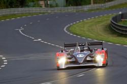 #15 Kolles Audi R10: Christian Bakkerud, Oliver Jarvis, Christophe Bouchut