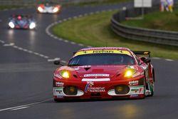 №95 AF Corse Ferrari F430 GT: Джанкарло Физикелла, Жан Алези, Тони Виландер