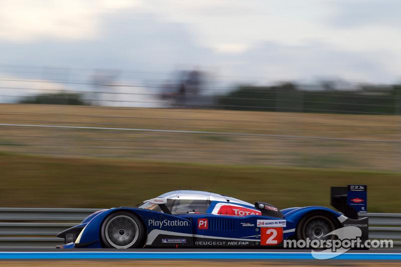 2010 - Team Peugeot Total #2