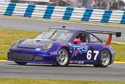 #67 TRG Porsche GT3: Peter Bassett, Spencer Pumpelly