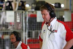 Richard Gates F2 team manager