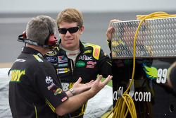 Carl Edwards, Roush Fenway Racing Ford et Bob Osborne