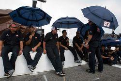 Red Bull Racing Team Toyota team members