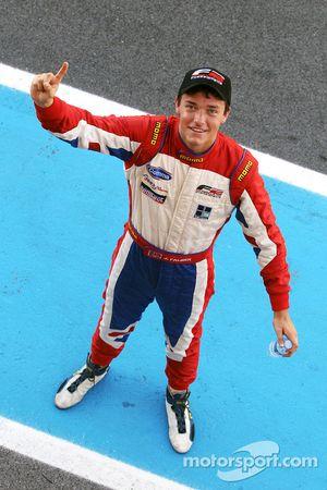 Pole winner Jolyon Palmer