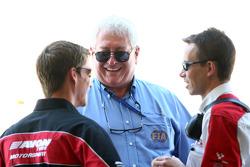 Carlos Funes, FIA Technical Delegate