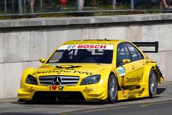 David Coulthard, Muecke Motorsport AMG Mercedes C-Klasse