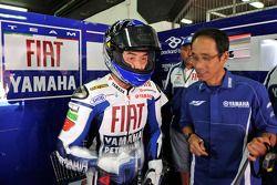 Ватару Йошикава, Fiat Yamaha Team