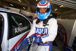 Andrei Romanov, Liqui Moly Team Engstler, BMW 320si