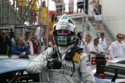 Race winnaar Jamie Green, Persson Motorsport AMG Mercedes C-Klasse