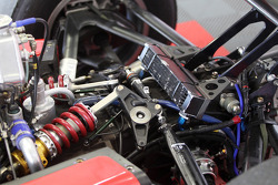 Formula Two car technical detail