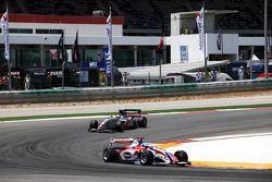 Jolyon Palmer leads Nicola de Marco